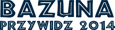 Logo Bazuna 2014