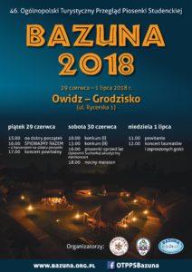 bazuna 2018_now lipiec_plakat