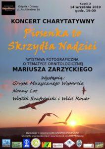 Piosenka to Skrzydła Nadziei _plakat_cz. 2