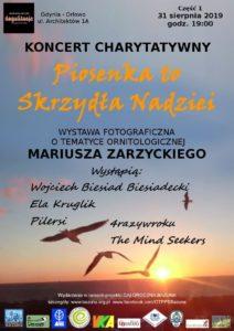 Piosenka to Skrzydła Nadziei_plakat_ cz.1